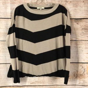 Pretty stripped sweater by BB Dakota